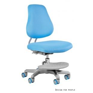 LILIA fotel dziecięcy niebieski