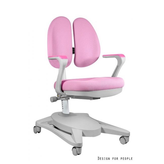 PADI fotel dziecięcy różowy
