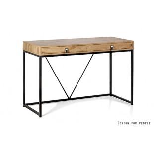 NORDI biurko optyka drewna 120/50/76 cm