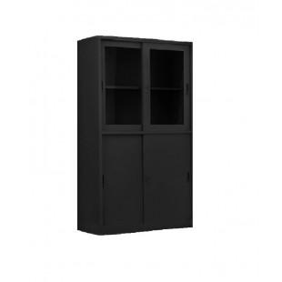 DEX szafka metalowa 85/39/180 cm trzy kolory