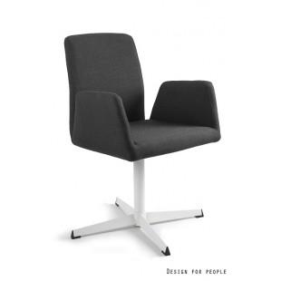 BRAWO fotel biurowy czarny