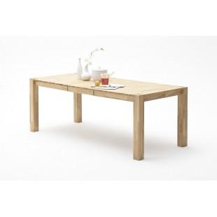 FERDYNAND stół drewniany rozkładany 160-210/90/76 cm