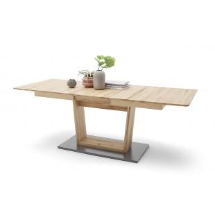 KUBANA II stół rozsuwany buk olejowany dwa rozmiary 140 lub 180 cm