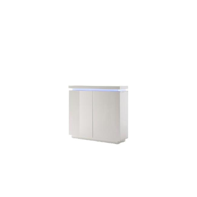 Komoda z oświetleniem BOSTON 8 120/114 cm