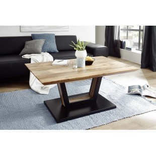 Ford stolik kawowy drewno akacjowe 110/70/45 cm