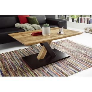 MAVA stolik kawowy drewno akacjowe 110/70/45 cm