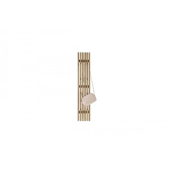 ARLA wieszak drewno dębowe olejowane 22/5/120 cm