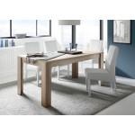 Stół rozkładany FRIEND laminat dąb cadiz 137-185/90/75 cm