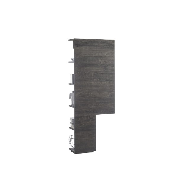 Regał LORENZO - 55 / 22 / 145 cm