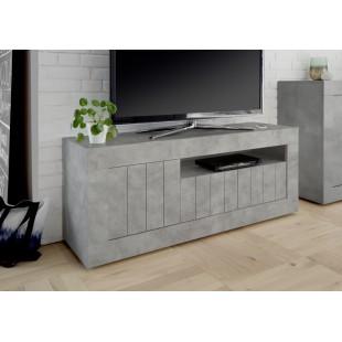 Szafka RTV  RUBIN beton  138/56/42 cm