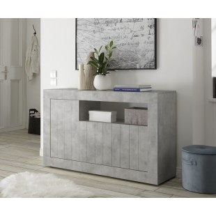 Komoda  RUBIN beton  138/86/42 cm