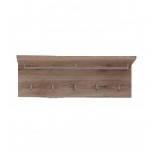 Panel garderobiany wiszący MADERA 88/27/29 cm
