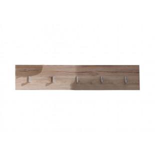 Panel garderobiany wiszący MADERA 88/2/18 cm