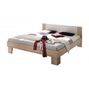 Łóżko MARTIN dąb sonoma 160/200 cm