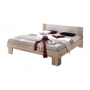 Łóżko MAVERIK dąb San Remo 160/200 cm