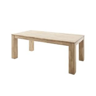 Stół drewniany rozkładany MANTA 140-220/90 cm