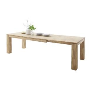 Stół drewniany rozkładany MANTA 200-280/100 cm