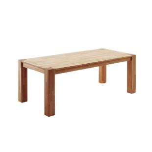 Stół drewniany rozkładany lity buk lub dąb PIOTR trzy rozmiary