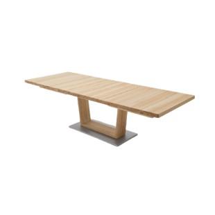 Stół drewniany rozkładany buk KANTATA A dwa rozmiary