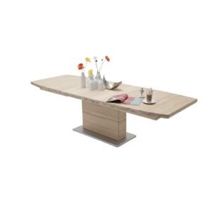 KORTADO B stół drewniany rozkładany dąb dwa rozmiary