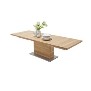 KORTADO A stół drewniany rozkładany buk dwa rozmiary