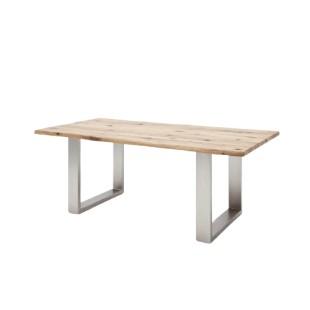 MARS stół klasyczny dębowy 180/200/220/240 cm