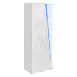 Witryna wysoka NIDUS 200/Szerokość70/40 cm