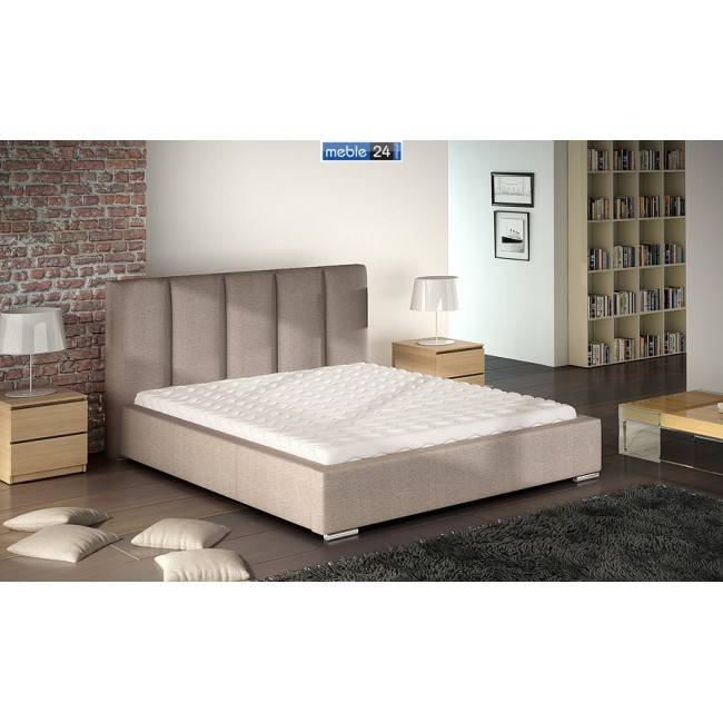 Łóżka nowoczesne WANESA - polibox