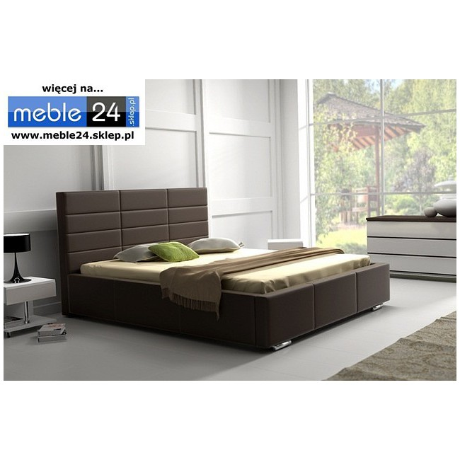 Łóżko tapicerowane MARSO  - polibox