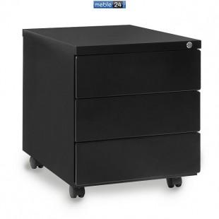 Kontener do biura z szufladami wysokość 48 cm