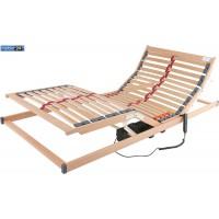 Stelaż do łózka ELEKTRYCZNY regulowany - drewno bukowe