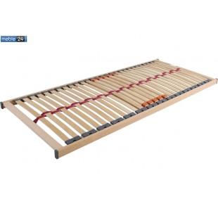 Stelaż do łóżka z drewna bukowego - PROSTY