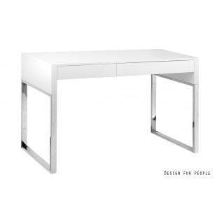 Nowoczesne biurko Medano Z Białe 60/120CM - UNI