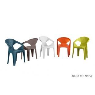 Krzesło AURA Materiał Stelaż Rurka - sztaplowane