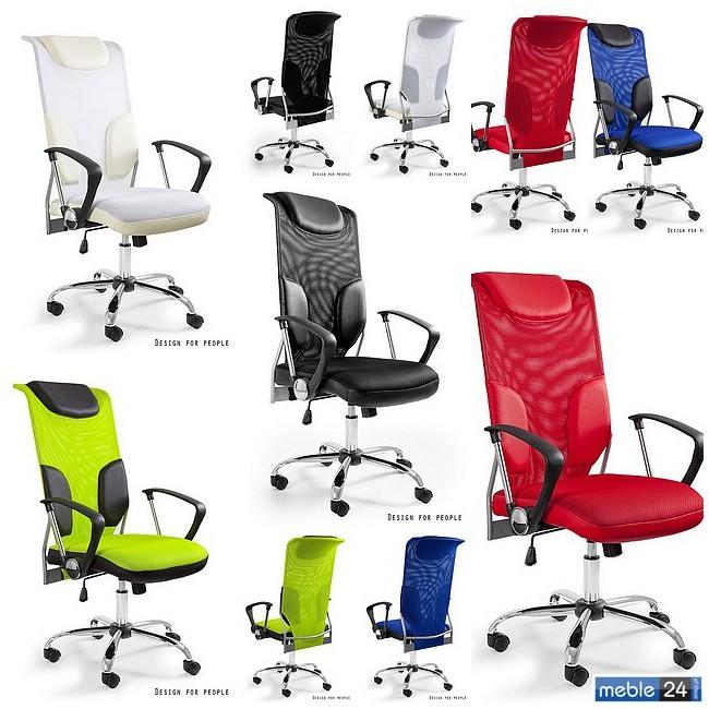 Fotele biurowe UM TANDER