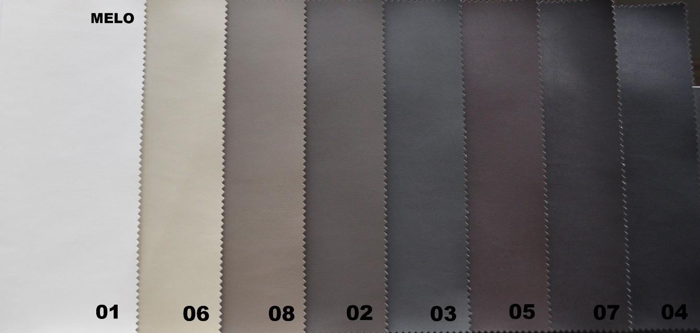 MELO-ekoskóra z lekkim połyskiem